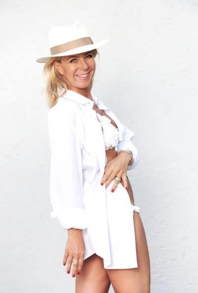 Stilberatung imagecoaching businesscoaching weißes t shirt styling tipps