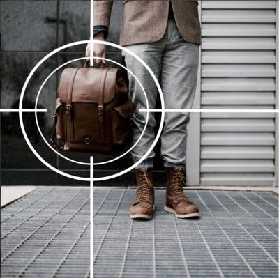Rucksack Herren Handtasche Männer Messenger Bag Business Stil Style Beratung Imagecoaching München online